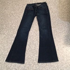 Denim - Dark wash jeans